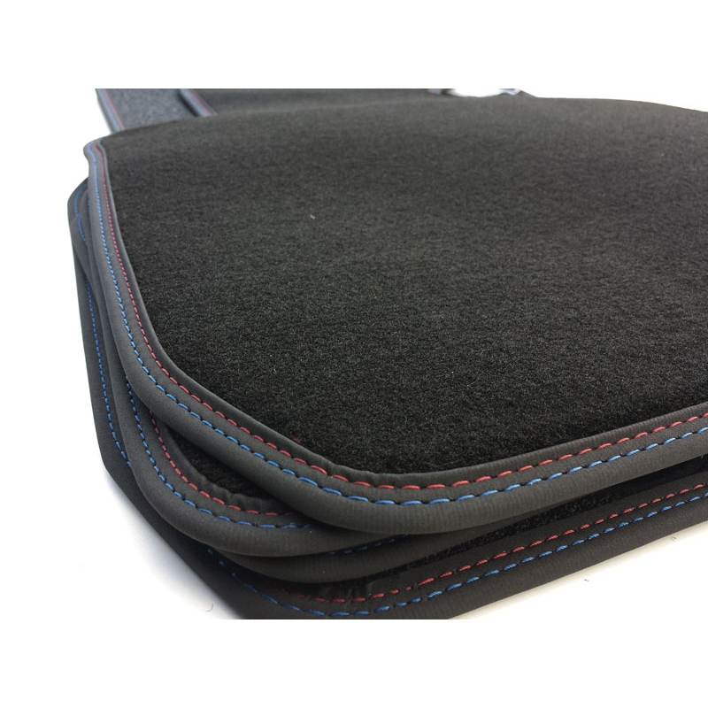 premium fu matten bmw e90 e91 m3 original qualit t automatten nub. Black Bedroom Furniture Sets. Home Design Ideas