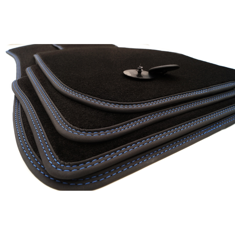 premium fu matten 3er bmw e90 e91 xdrive allrad velours. Black Bedroom Furniture Sets. Home Design Ideas