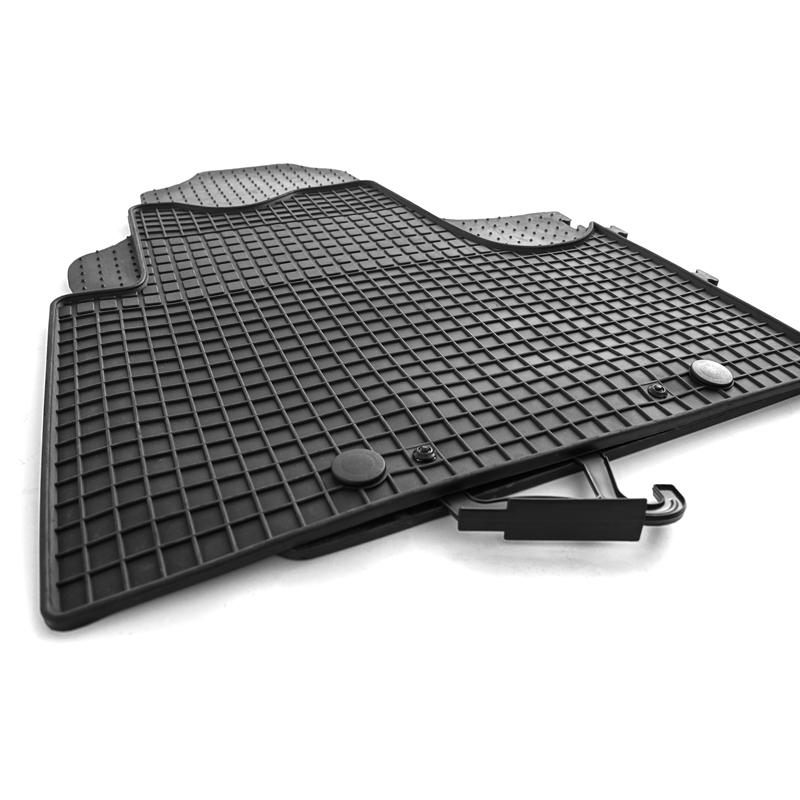 gummifu matten opel vivaro b vivaro kombi 4 teilig schwarz. Black Bedroom Furniture Sets. Home Design Ideas