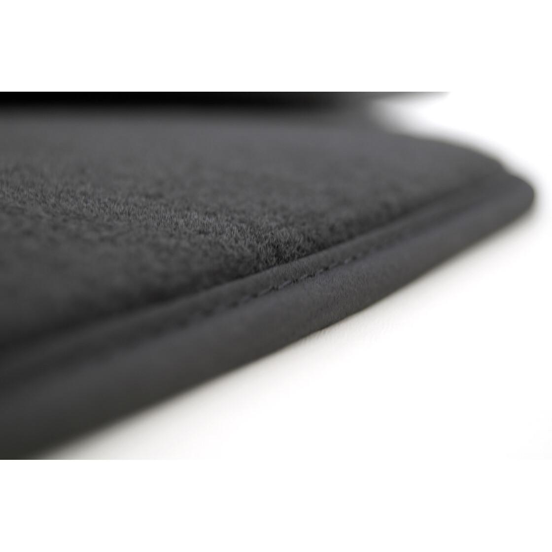 fu matten audi a1 a1 sportback original qualit t velours auto matten tunin. Black Bedroom Furniture Sets. Home Design Ideas