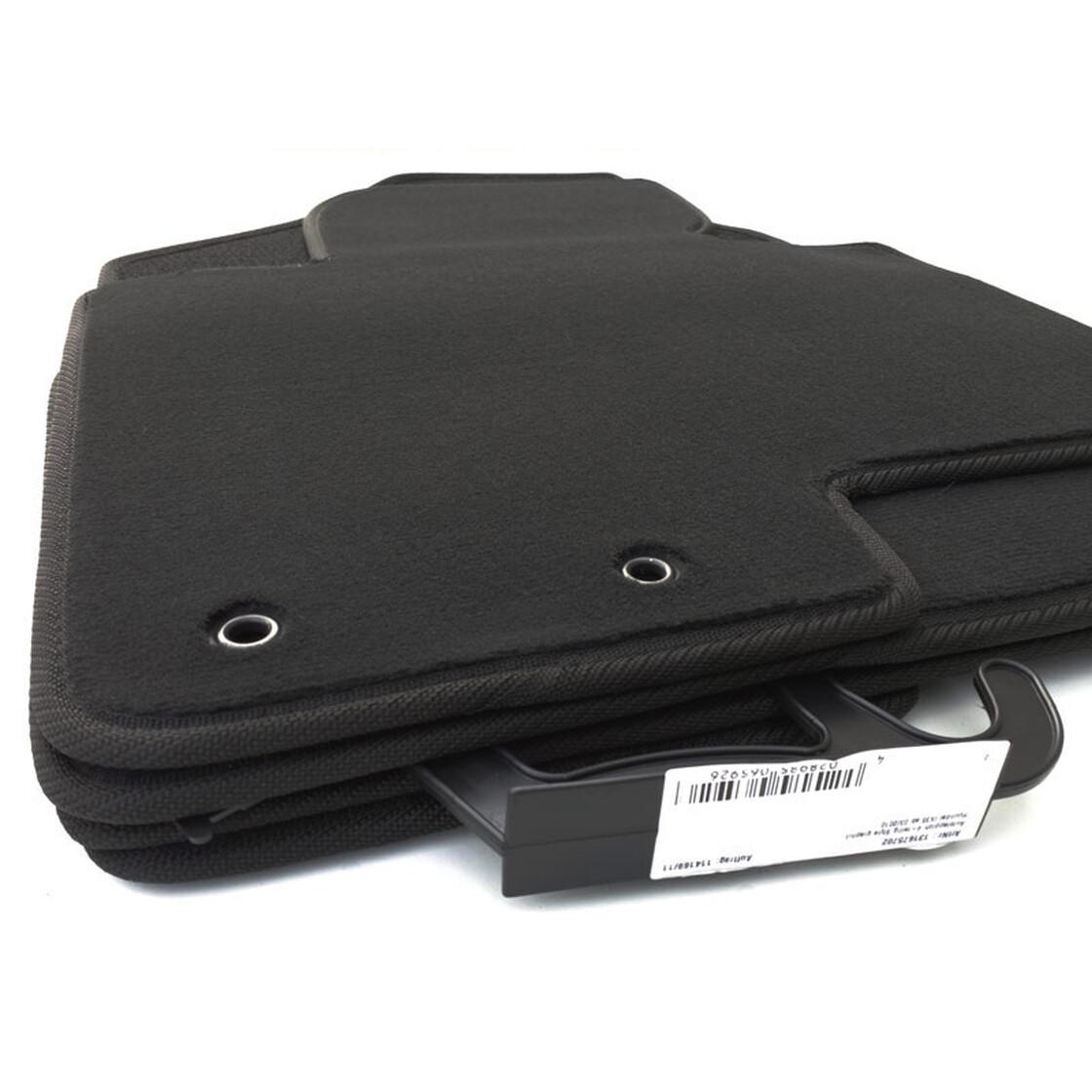 Passform-Velours-Fußmatten für Seat Ibiza  NEU