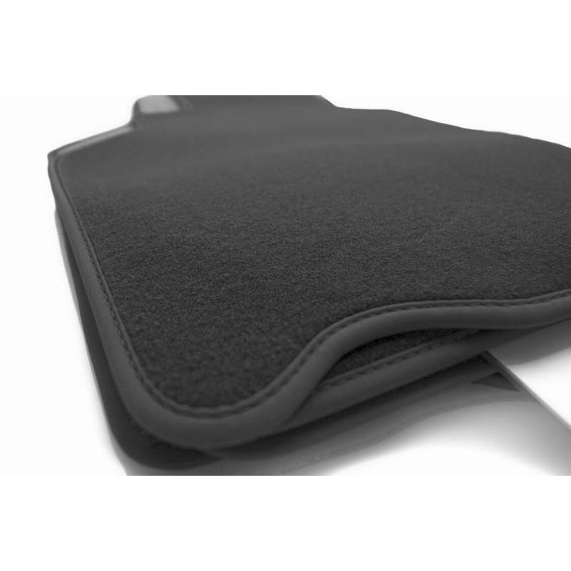 porsche 911 997 fu matten original ab 29 online kaufen. Black Bedroom Furniture Sets. Home Design Ideas