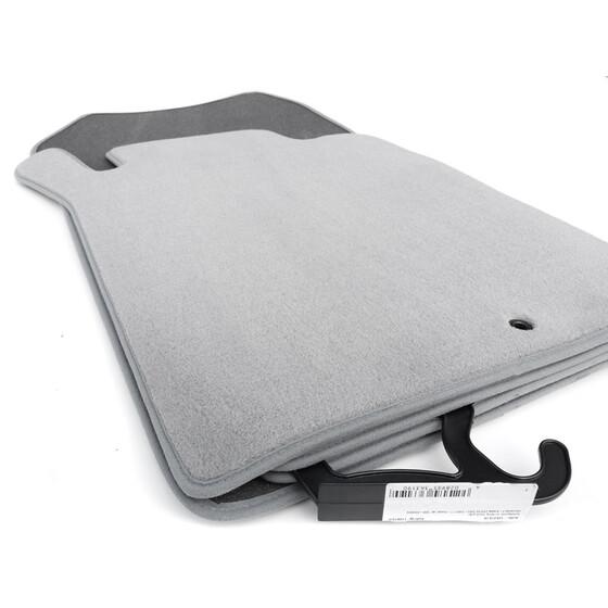 Kofferraummatte Teppich schwarz für  BMW 5er E39//E 39 Limousine