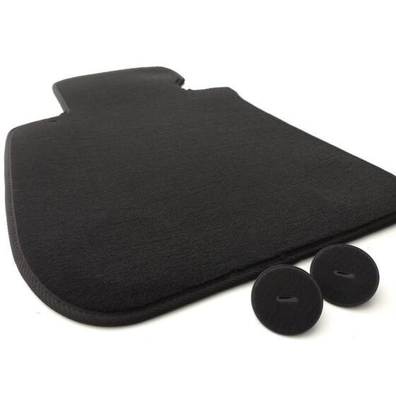 Performance Fußmatten für BMW 5er E34 Original Qualität Velours Automatten