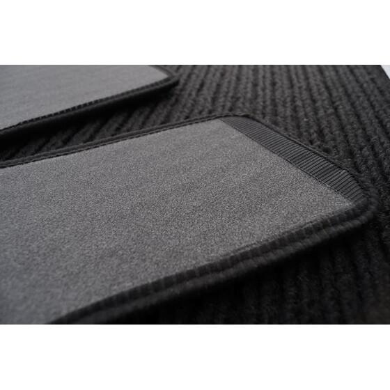 mercedes benz w140 s klasse fu matten original rips. Black Bedroom Furniture Sets. Home Design Ideas
