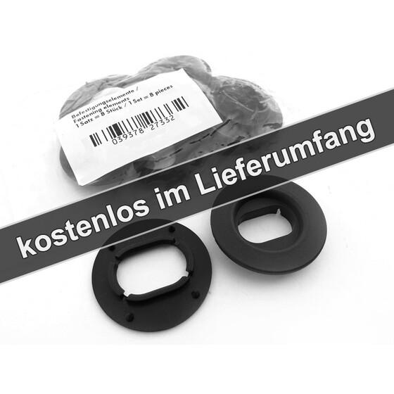 2004-2013 1 Stück Gummimatte Fußmatte VORNE FAHRER BMW 3er E90 E91 E92 E93 Bj