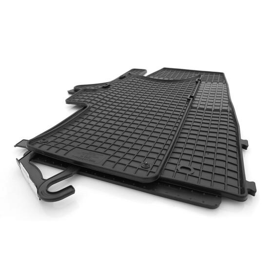 2015 Automatten Fußmatten Passform Neu Gummifussmatten für VW Touran II ab Bj