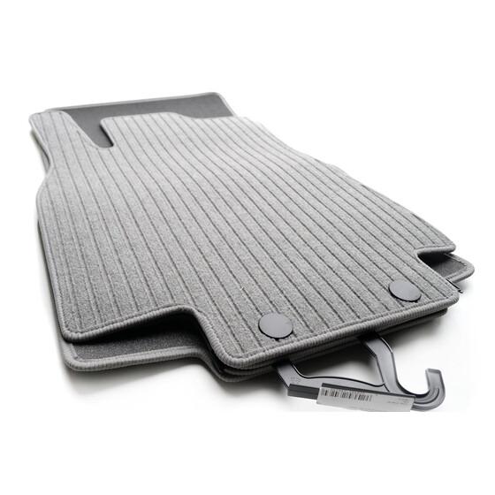 Fußmatten für VW Phaeton Long Version Original Qualität Velours Autoteppiche