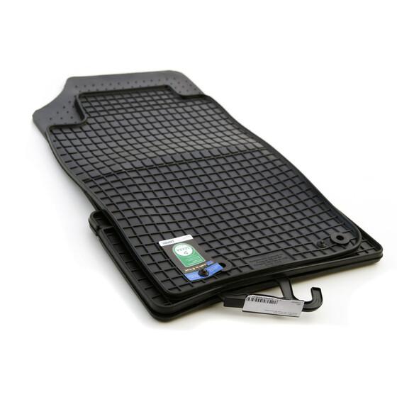 peugeot 206 auto gummifu matten original online kaufen. Black Bedroom Furniture Sets. Home Design Ideas