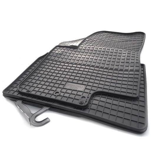 TOP Qualität HYUNDAI  SANTA FE II ab 2006 Gummifußmatten Fußmatten passgenau