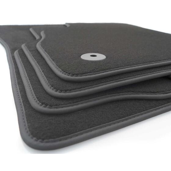 skoda fu matten kodiaq premium schwarz kaufen. Black Bedroom Furniture Sets. Home Design Ideas