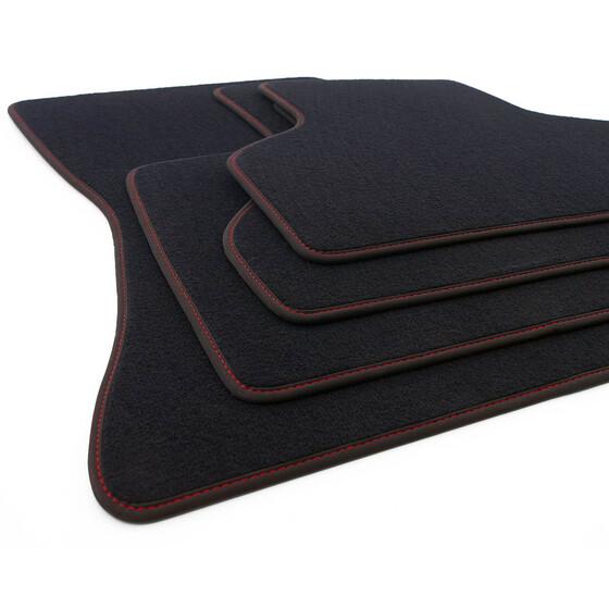 Fußmatten BMW X5 F15 Original Qualität Velours Automatten 4teilig anthrazit NEU