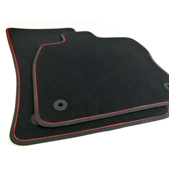 farbige Autoteppiche für fast alle Seat-Modelle für z.B Leon Ibiza Altea usw.