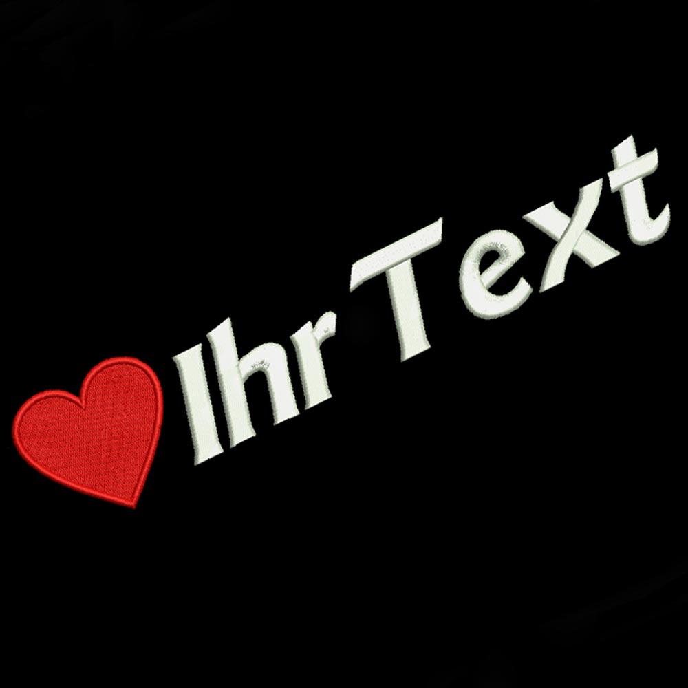 Herz Beschickung für Fußmatten (kh-teile.de)