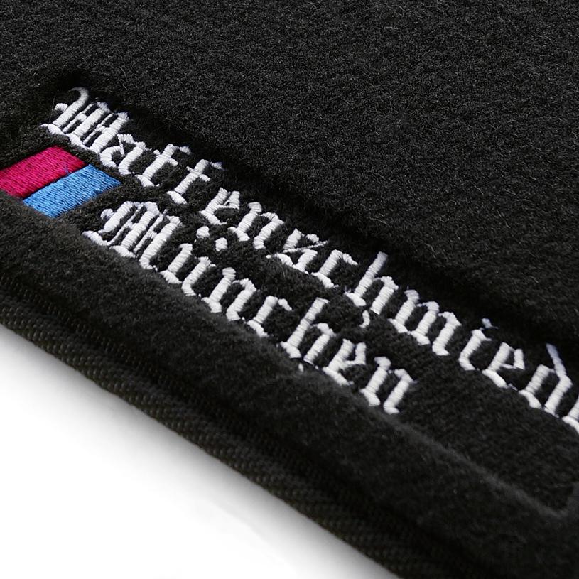 Beschickung Waffenschmiede Muenchen für Fußmatten (kh-teile.de)